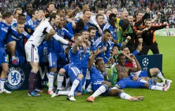 Chelsea Team Champions League