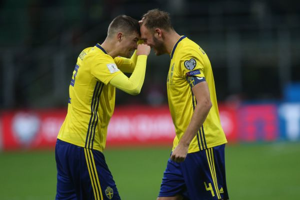 World Cup Qualifier - Italy vs Sweden
