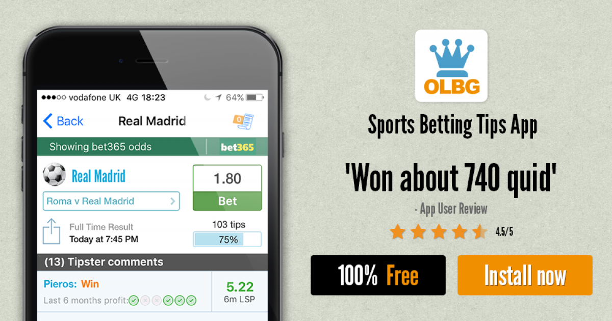 5 Ways the OLBG Sports Betting Tips App Helps Get You More