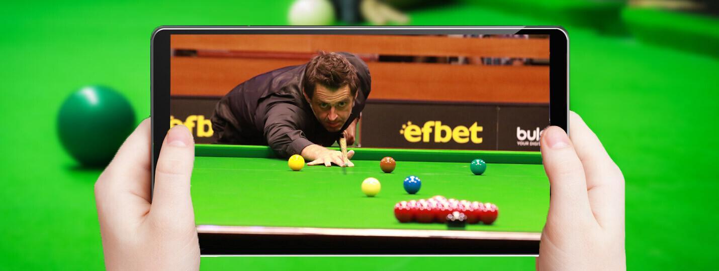 Snooker Live Streams