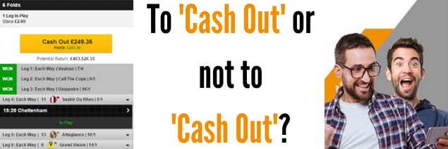 Everything You Need to Know About Cash Out