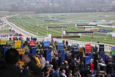 Cheltenham Festival Betting Ring