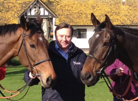 Nicky Henderson has made a big loss at this meeting