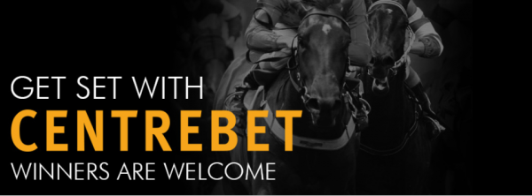 Centrebet Winners are Welcome