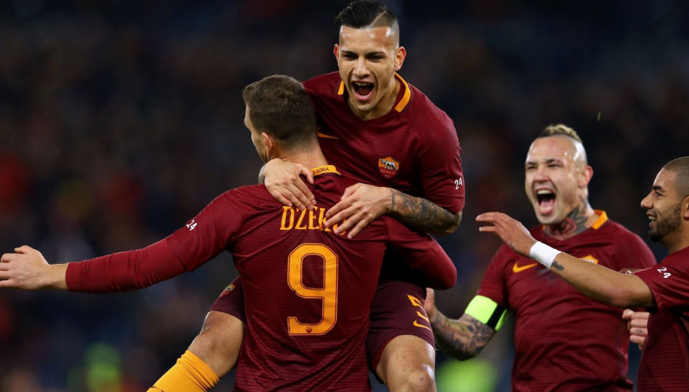 atletico de madrid vs roma 2