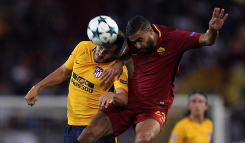 atletico de madrid vs roma