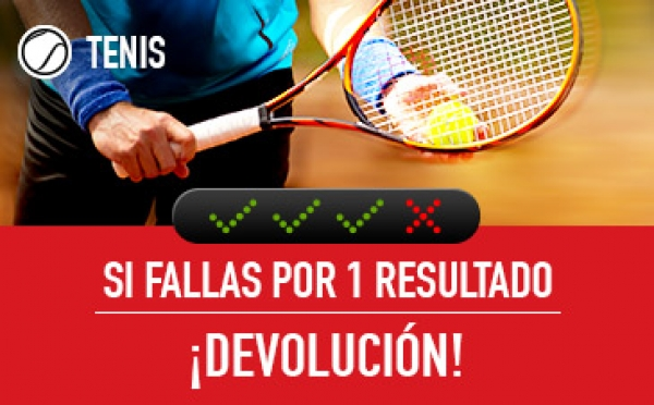 sportium tennis offer